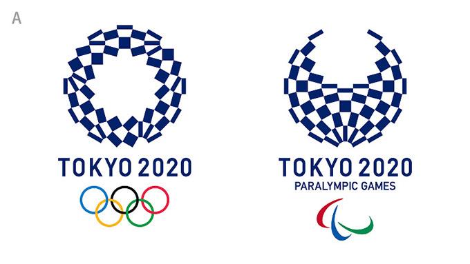 東京オリンピックのエンブレム