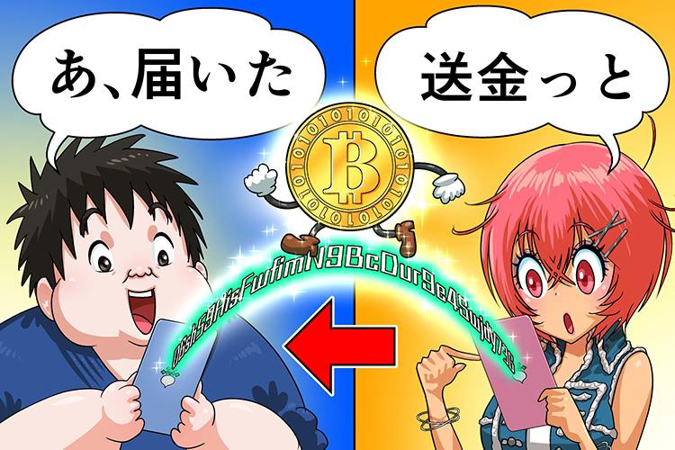 仮想通貨の送金を解説!手数料や送金方法、送金ミスを防ぐ方法とは