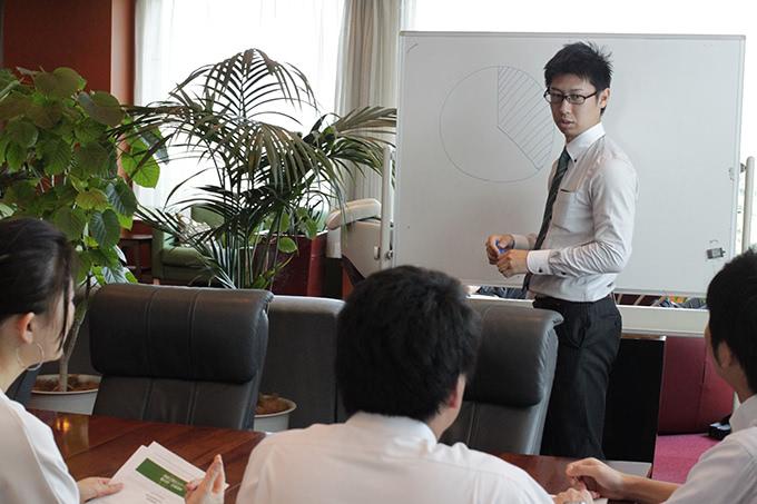 松井証券の新サービスを取材