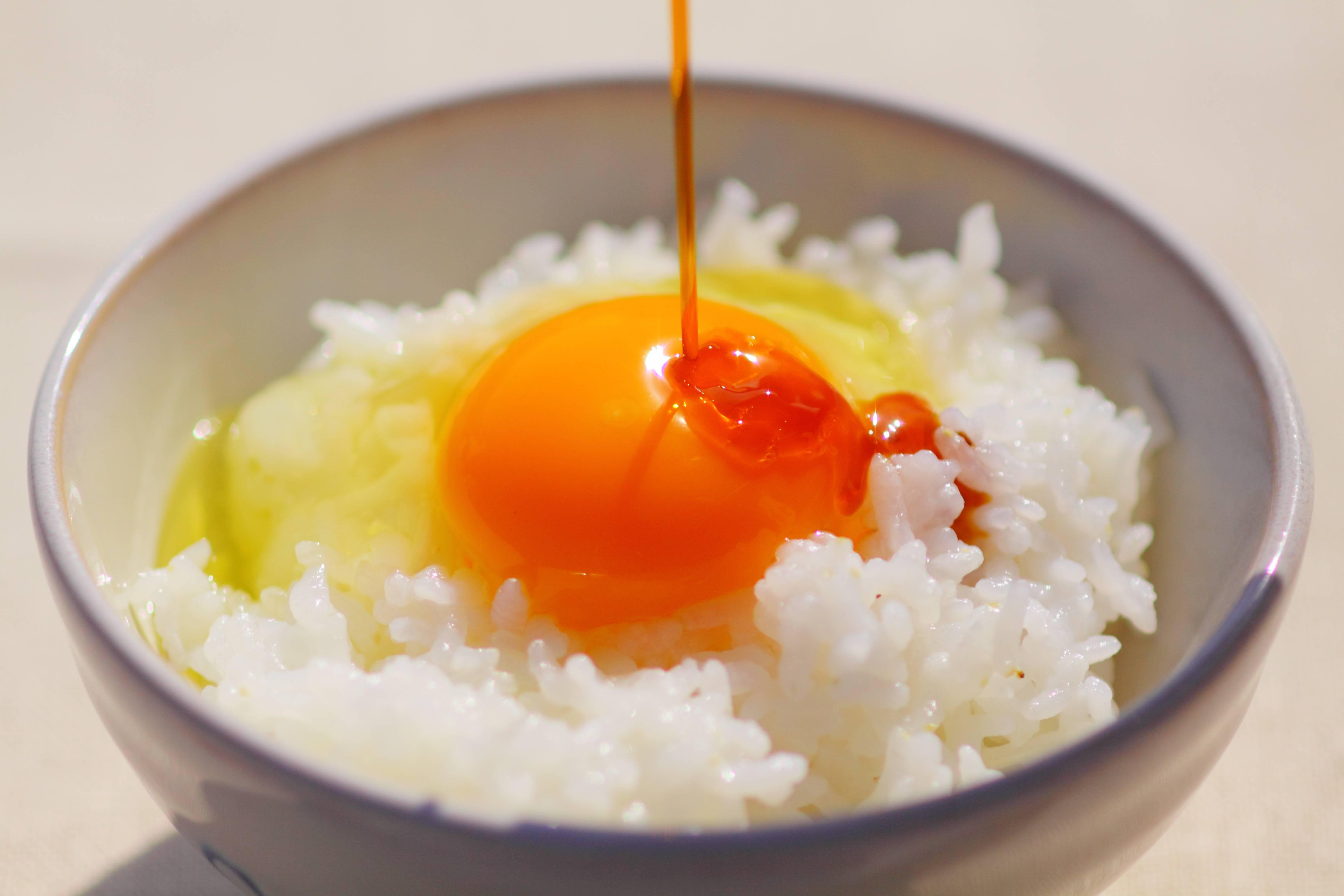 土佐ジローの卵