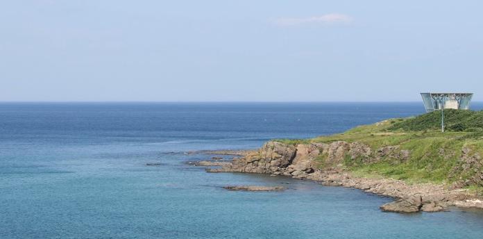 雄武町の海